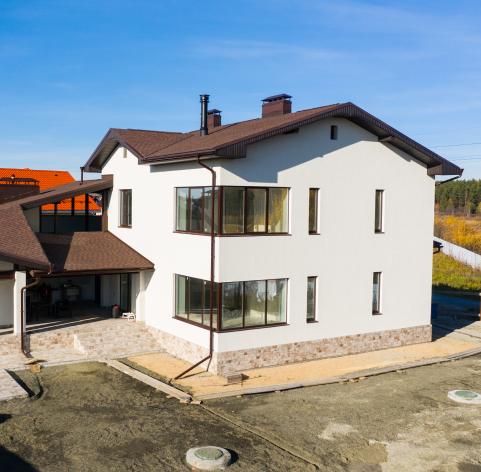 10 лет строим дома
