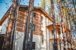 Отделка фасадов при строительстве дома